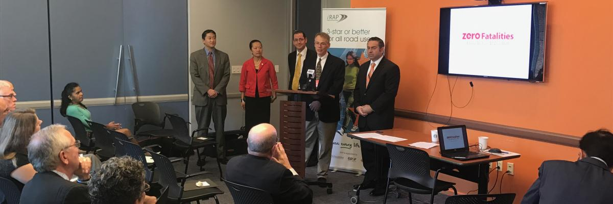 Group gathers to recognize national strategies to achieve zero deaths