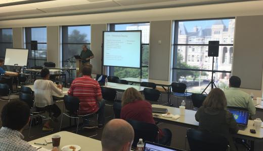 usRAP Training session at Salt Lake City, Utah Public Library